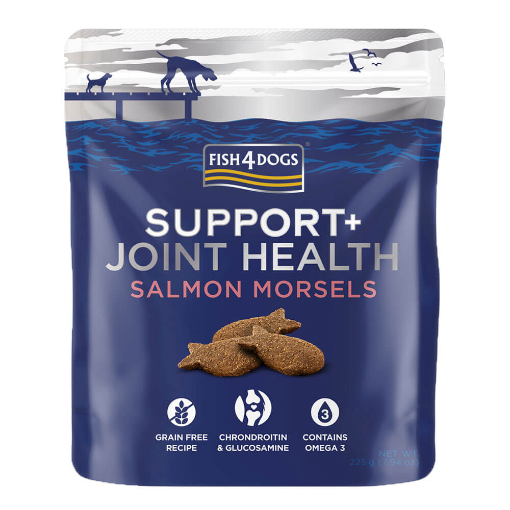 Joint Health Salmon Morsels