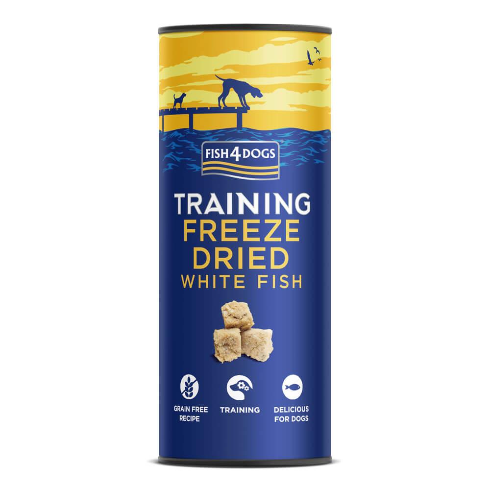 Training Freeze Dried Treats