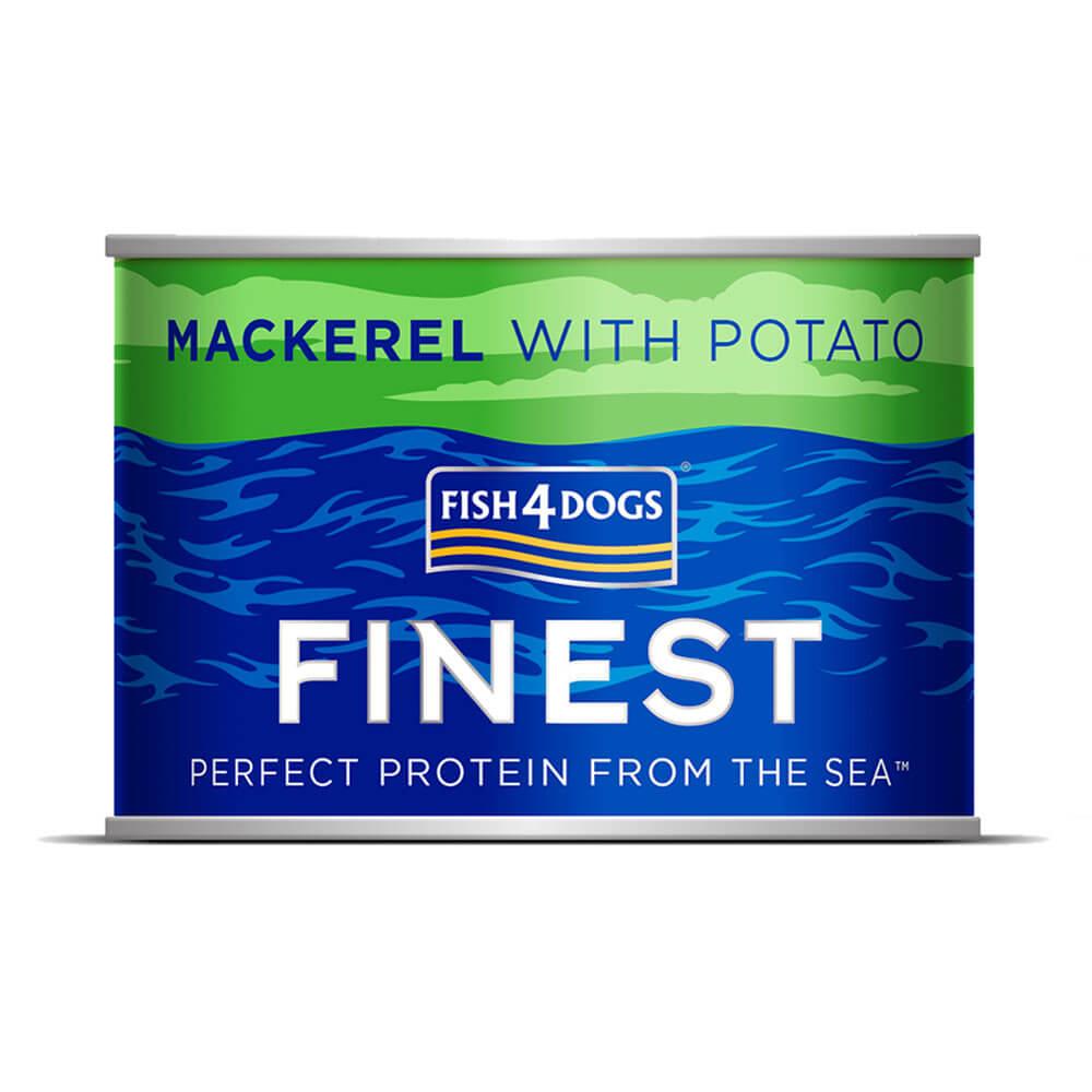 Compleet Natvoer - Makreel