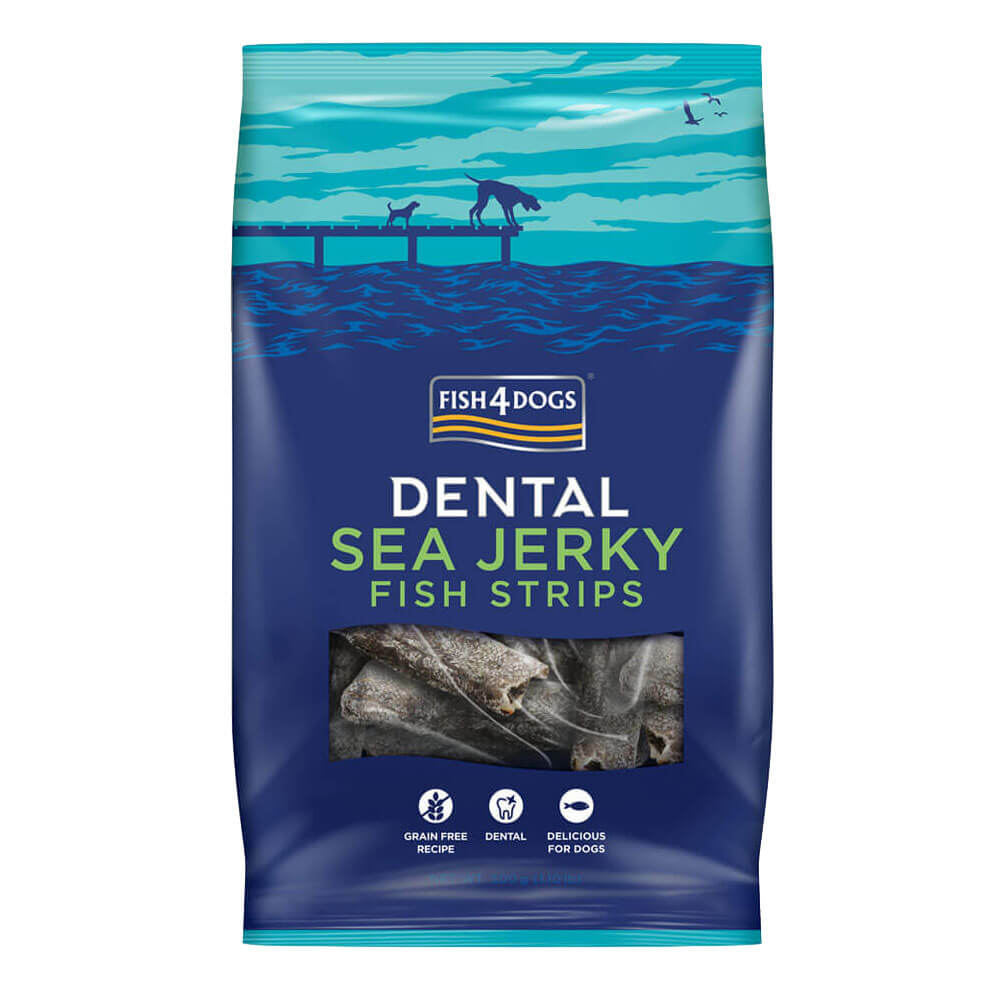 Sea Jerky Fish Strips