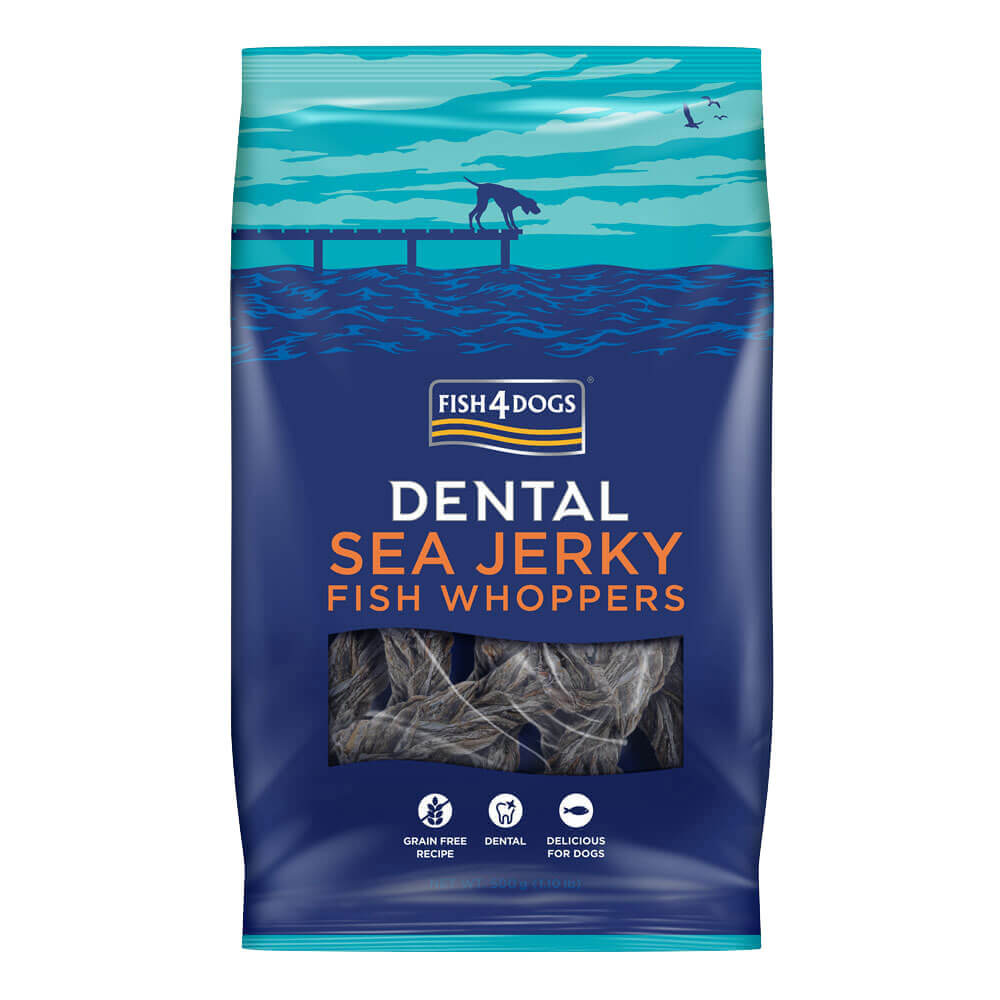 Sea Jerky Fish Whoppers