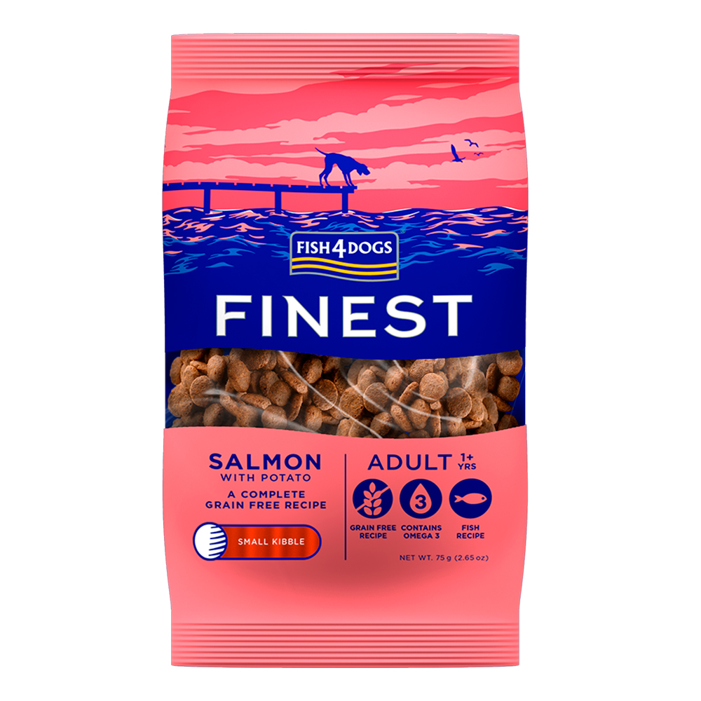 Finest Zalm Adult Small Bite Sample